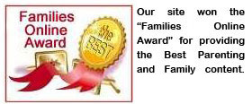 Family Online Award - Drug Facts 4 young people